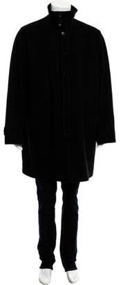 Louis Vuitton Wool Coat