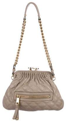 Marc by Marc Jacobs Marc Jacobs Quilted Stam Bag