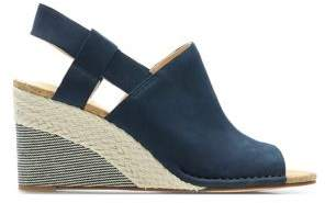 d82f40914297 Clarks Blue Wedge Sandals For Women - ShopStyle Canada