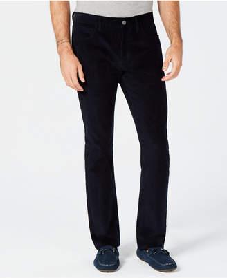 Alfani Men's Navy Corduroy Pants