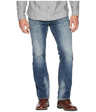 ab246ac7 Buffalo David Bitton Six-X Slim Straight Jeans in Crinkled Sanded