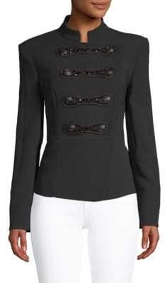Pierre Balmain Bead Embellished Jacket
