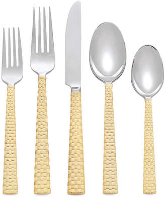 Michael Aram Palm Gold 5-Piece Cutlery Set