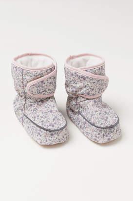 H&M Padded Slipper Socks - Pink