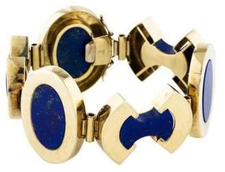 Lapis 14K Lazuli Bracelet