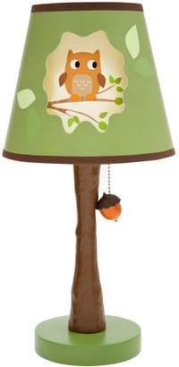 Lambs & Ivy Woodland Tales Tree Owl Lamp