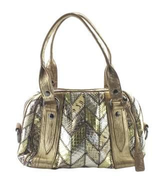 Miu Miu Gold Exotic leathers Handbags