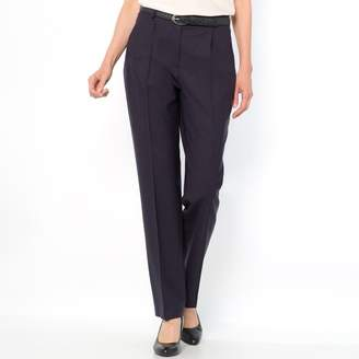 Anne Weyburn Straight Trousers
