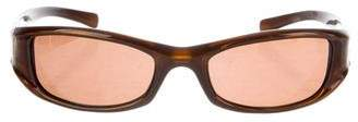 Maui Jim Tinted Narrow Sunglasses