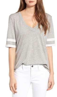 Women's Treasure & Bond Sporty Tee $55 thestylecure.com