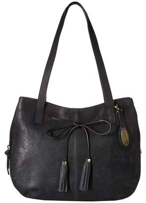 Børn Santa Clara Distressed Leather Handbags