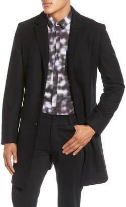 HUGO BOSS HUGO Migor Wool Blend Coat