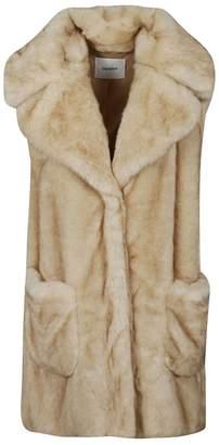 Dondup Fur Gilet