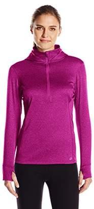 Spalding Women's Facet Hybrid Fleece Hoodie