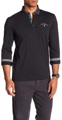 Ted Baker Woven Collar Pullover