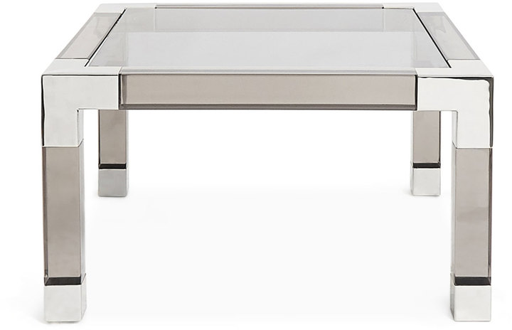 Jonathan Adler Jacques Smoke Coffee Table Shopstyle Home