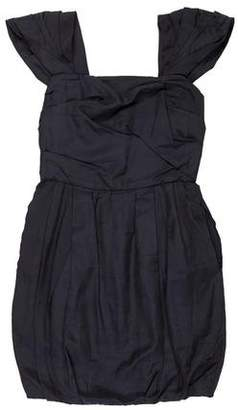 3.1 Phillip Lim Cap Sleeve Mini Dress