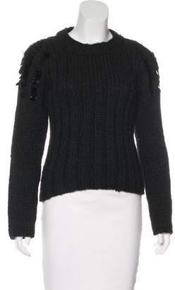 gemstone logo embellished sweater - Black Just Cavalli Find Great Cheap Price eE31vO