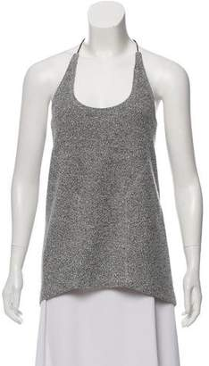 Public School Terry Cloth Sleeveless Top