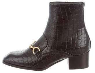 Stella McCartney Vegan Leather Ankle Boots