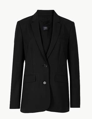Marks and Spencer Relaxed Fit Blazer