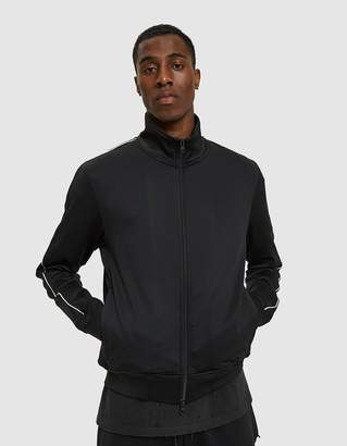 Reigning Champ Coolmax Terry Track Jacket in Black