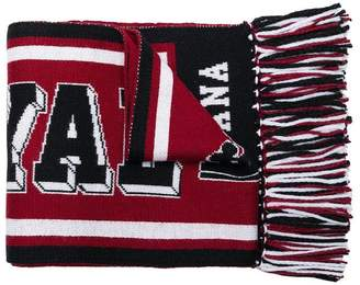 Dolce & Gabbana double sided scarf