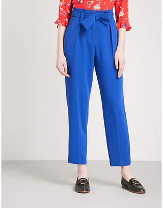 Claudie Pierlot Petula crepe trousers
