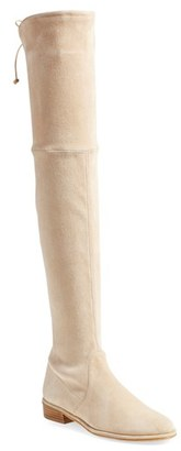 Women's Stuart Weitzman 'Lowland' Over The Knee Boot $798 thestylecure.com