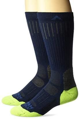 Wigwam Men's Powerhouse Lightweight Work Socks 2-Pack