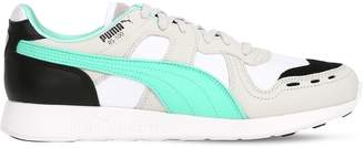 Puma Select Rs-100 Futro Leather & Mesh Sneakers