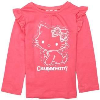 SANRIO Charmmy Kitty H11F1064 Long Sleeve Girl's T-Shirt