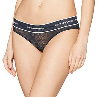 Emporio Armani Women's Sporty Lace Brief