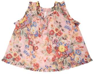 Zimmermann Lovelorn Floral Top