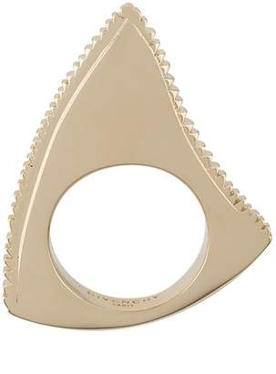 Givenchy Shark tooth ring