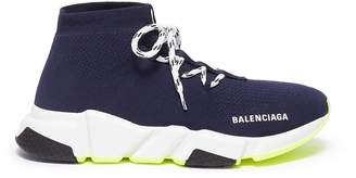 Balenciaga 'Speed' lace-up knit sneakers