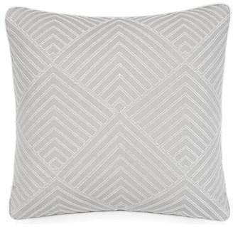 Mercer41 Whitesides Embroidered Geometric Throw Pillow Mercer41