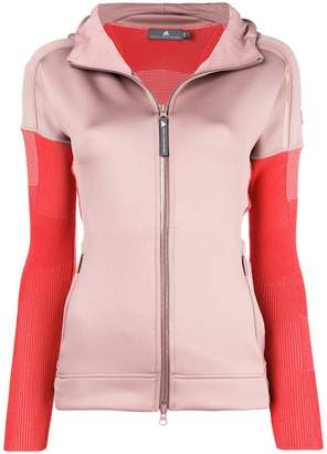 adidas by Stella McCartney zipped sweatshirt