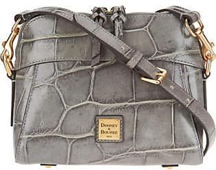 Dooney & Bourke Croco Leather Cameron Crossbody