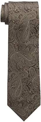Countess Mara Men's Augustin Paisley 100% Silk Tie