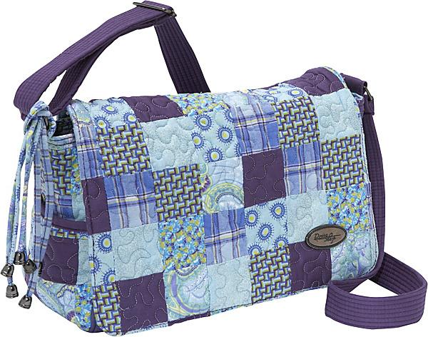 Donna Sharp Suzie Bag, Rio Patch