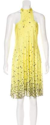 Opening Ceremony Printed Knee-Length Dress