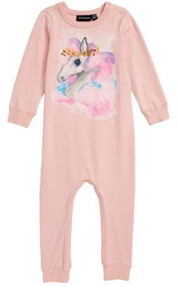 Rock Your Baby Rainbow Brumby Romper