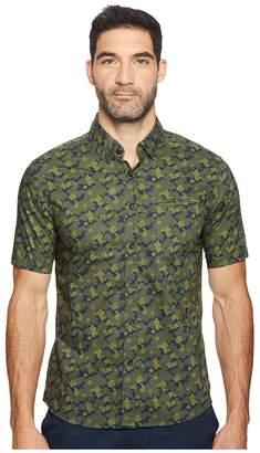 7 Diamonds Mercy Short Sleeve Shirt Men's Short Sleeve Button Up