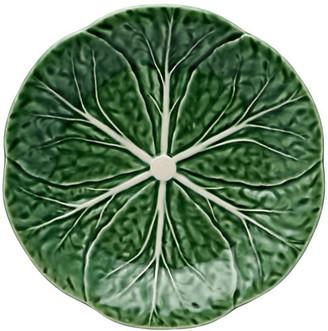 Cabbage Plate - Green - Bordallo Pinheiro