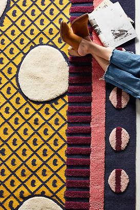 Anthropologie SUNO for Big Dot Rug Swatch