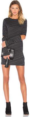 Cheap Monday Swirl Dress in Charcoal