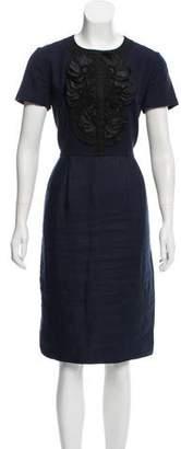 Bamford Lightweight Silk-Blend Dress