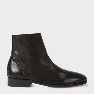 Women's Black Leather 'Brooklyn' Boots $525 thestylecure.com