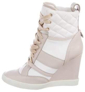 Chloé Kasia Wedge Sneakers
